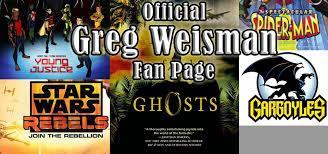 Greg Weisman - Fotos   Facebook