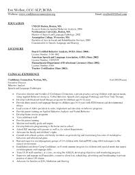 Elegant Collection Of Massage Therapist Resume Example Business