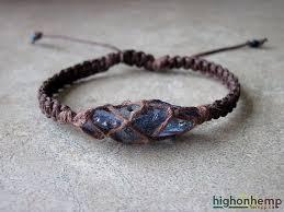 tanzine aura quartz bracelet raw crystal bracelet new age jewelry healing crystal jewelry healing bracelet