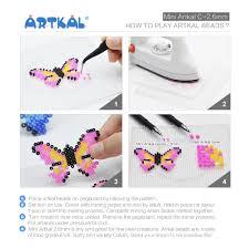 whole artkal colors diy toys cc box sets mini fuse perler artkal 36 colors diy toys cc36 box sets mini fuse perler beads