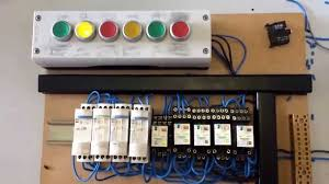 traffic light circuit relay controlled traffic light circuit traffic light circuit relay controlled traffic light circuit