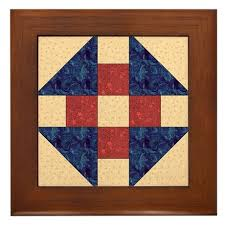 GC677EJ Quilt Block #24 - Monkey Wrench (Traditional Cache) in ... & The Monkey wrench has been rumored to be a block included in the  Underground Railroad quilts that help to direct slaves to freedom in the  north. Adamdwight.com