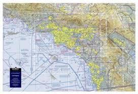 3d Aero Chart Los Angeles