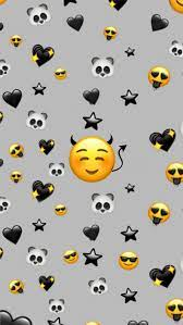 Black Emoji Wallpapers posted by ...