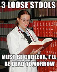 Hypochondriac Medical Student - Meme on Imgur via Relatably.com