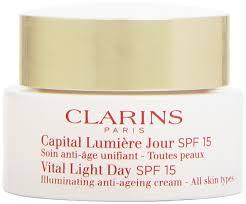 Vital Light Day Cream Amazon Com Vital Light Day Spf 15 Illuminating Anti Ageing