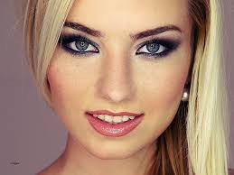 makeup for blue green eyes and blonde hair new how to do makeup for blonde hair blue eyes color