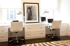double office desk. Double Desk Home Office Ideas Pretty Looking For . E