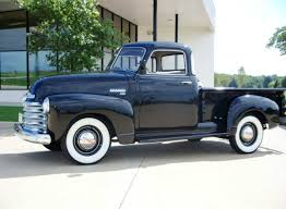 1949 Chevy Pickup: Post War Modern Pickup Design - Cool Rides Online