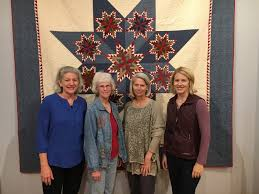 Quilts Inspire 2016 Festival Theme | The Winterset Citizen & ... one of the quilts in the current exhibit: Marianne Fons, President of  the Iowa Quilt Museum Board; Barb Huston, quilter and donor of several  popular and ... Adamdwight.com