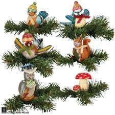 Set Christbaumschmuck Baumclipser
