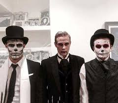 makeup artist london services by ft including vire day of the dead and skull