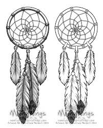Dream Catcher Tattoo Stencils Dreamcatcher Tattoo Concept by MoonyWingsdeviantart on 6
