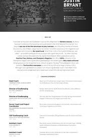 head coach resume samples basketball coach resume sample