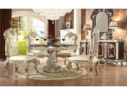 circle dining room table round dining set in silver tone white round dining room table seats 8 10