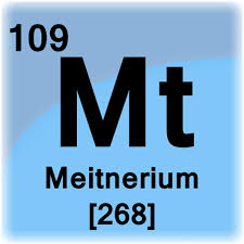 Meitnerium Facts - Mt or Element 109