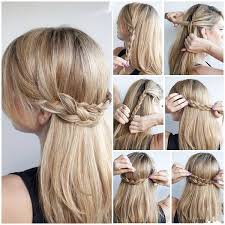 cute easy wedding hairstyles for long