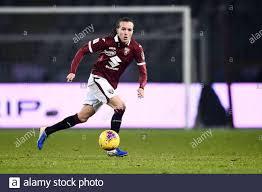 Turin, Italy - 09 January, 2020: Diego Laxalt of Torino FC ...
