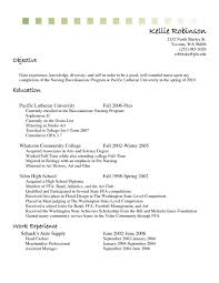Sample Resume For Cashier Job With No Experience Cover Letter