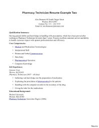 Pharmacy Technician Resume Example Clerk Accounting Sample Grocery