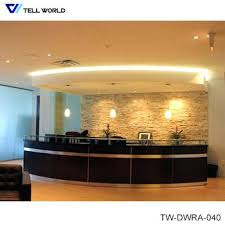 Front Office Designs Stunning Front Desk Office Images For Design Ideas Assistant Salary