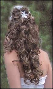 Coiffure Mariage Cheveux Long Bouclés