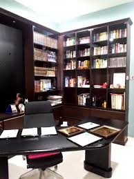 Library:Small Home Library Ideas With Glossy Wooden Furniture Design Ideas  25+ Inspiring Small