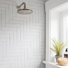 tile shower wall tile with white wall marmer wall tile square for