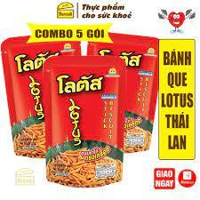 COMBO 5 GÓI]Bánh Snack Que Cọng Thái Lan - Bánh Kẹo Thái Lan - Đồ Ăn Vặt Thái  Lan giá cạnh tranh