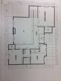 Help   House Plans Please Just received the first draft of my plans  The architect was a   lance person my builder suggested  The square footage is at right now and we can go