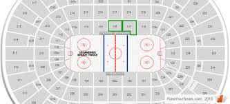 Nassau Veterans Coliseum Seating Chart Nassau Coliseum Hockey Seating Chart Interactive Map