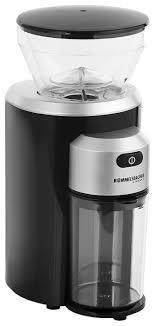 Купить <b>Кофемолка Rommelsbacher EKM 300</b> черный/серебро по ...