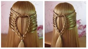 Tuto Coiffure Simple Cheveux Long Mi Long Coiffure Facile A