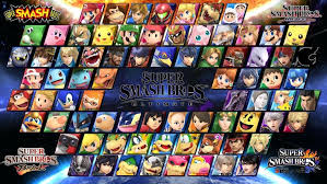 Smash Ultimate Classic Mode Unlock Chart Guide The Many Ways To Unlock Every Character In Super