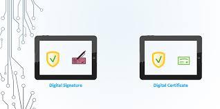 Digital Certificate Digital Signature Vs Digital Certificate The Difference Explained