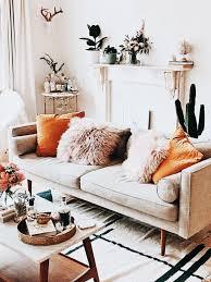 P I N T E R E S T Maggie875 Home Living Room Orange Home En