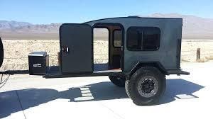 homemade mini camper trailer perfect teardrop camper trailer plans teardrop camper plans how to build home