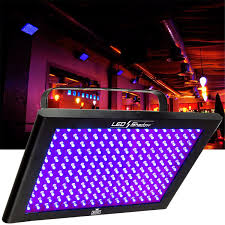 chauvet led shadow uv wash black light