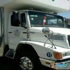 Camion mercedes benz 1417