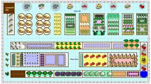 Kitchen Garden Companion Vegetable Garden Planner Layout Design Plans For Small Home