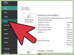 Publisher Flyers How To Create A Flyer Using Microsoft Publisher 11 Steps