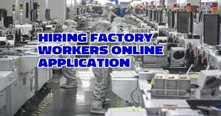 Juan Smart now Hiring Factory Workers bound to Taiwan | Apply online -