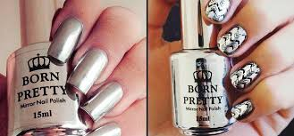 mirror nail polish. mirror mirror, on your nails? this nail polish is everywhere right now