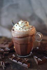 hot chocolate tumblr. Delighful Hot Hot Chocolate With Whipped Cream In Chocolate Tumblr Y