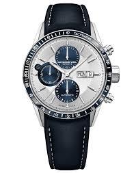 freelancer freelancer men s blue chronograph automatic watch