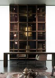 Images About Library On Pinterest Shelving Libraries And Q Case Massimo  Castagna Bookshelf Sideboard System Structure ...