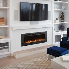 allure phantom 50 nefl50fh mt wall mount electric fireplace napoleon