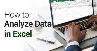 How To Analyze Data In Excel Simple Tips And Techniques