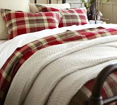 plaid duvet covers king bedroom bedding red plaid duvet covers king