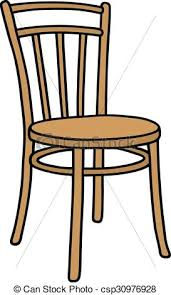 wooden chair clipart. Simple Wooden Old Wooden Chair  Csp30976928 On Wooden Chair Clipart